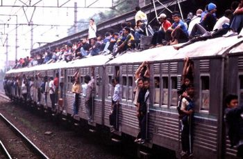Living In Indonesia Trains