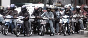 Motorcycles in Indonesia