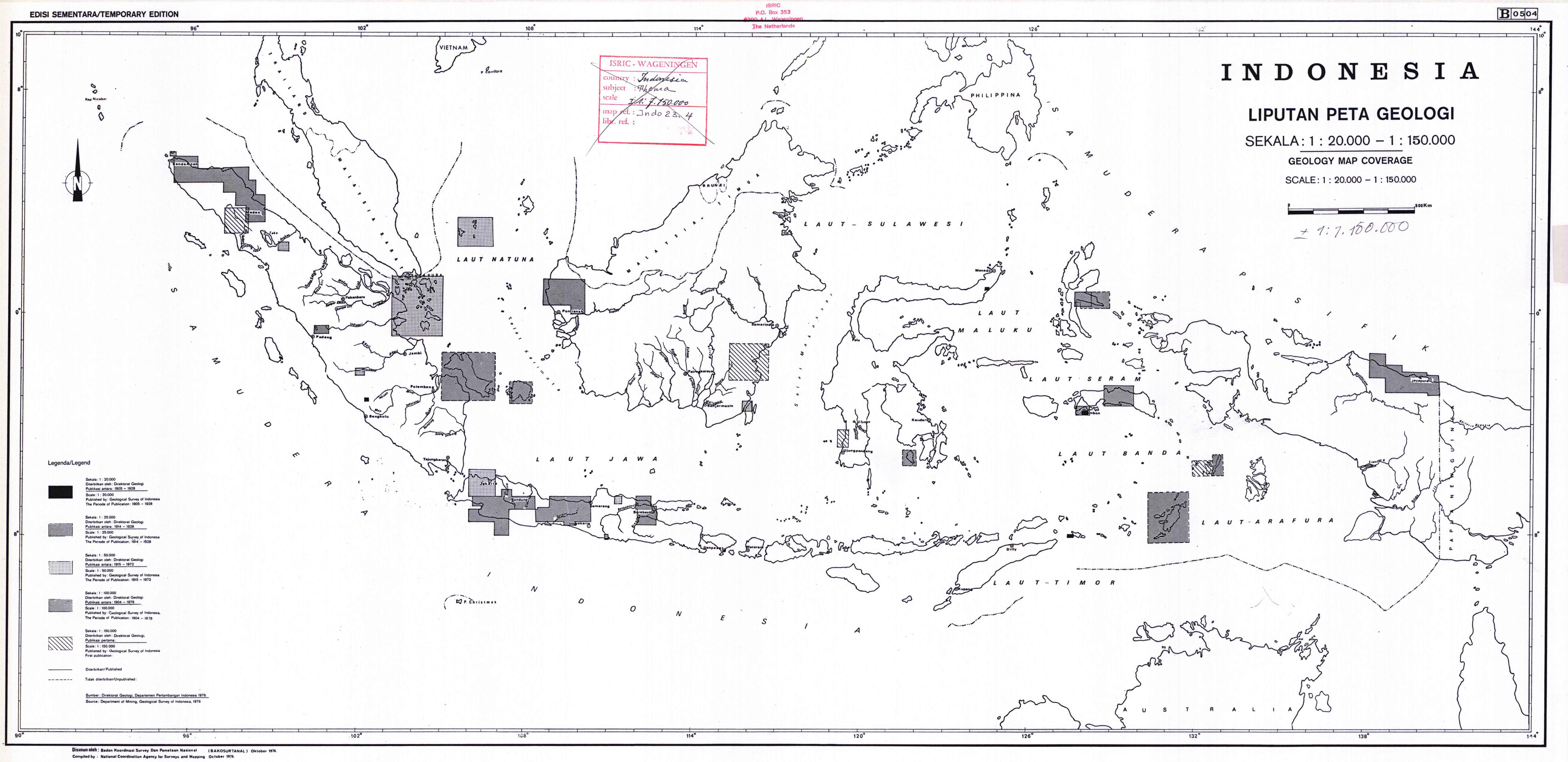 Climate Map Of Indonesia Living in Indonesia   ...